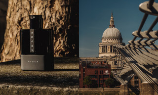 How Prada's New Black Fragrance Is Inspired by the Relationship We Have to Urban Spaces