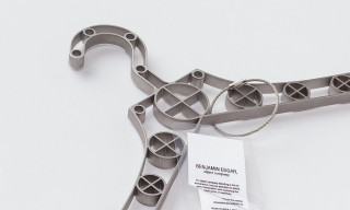 Would You Drop $700 on This Benjamin Edgar Stainless Steel Clothes Hanger?