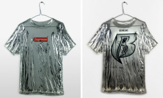 Chris Bakay Is Turning Supreme Tees Into Translucent Artworks