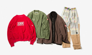 Cav Empt Collabs With SSZ for Reversible FW18 Capsule
