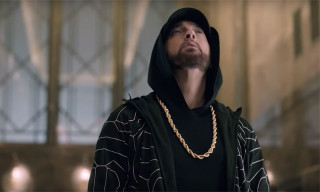 "Watch Eminem Perform ""Venom"" at the Top of the Empire State Building"
