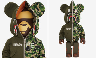 BAPE & READYMADE Debut Collaborative Be@rbricks