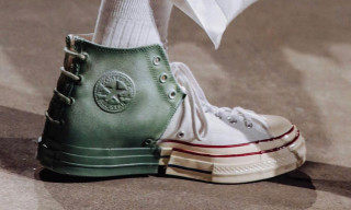 Feng Chen Wang Debuts Deconstructed Pastel Converse Chuck Taylors