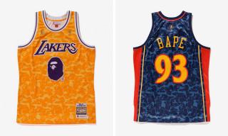 Ball Boyz  Talk BAPE  8217 s NBA Jerseys   038 . Style.   1aacbaa61