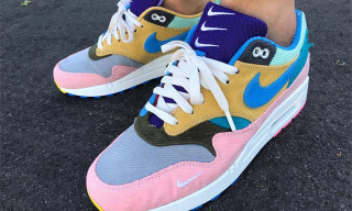 Sean Wotherspoon Unveils Insane Tearaway Nike Air Max 1