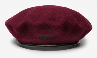 Stüssy Is Here to Switch Up Your Hat Game With Its Military Berets