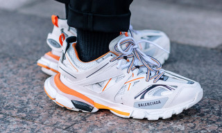 18 Sneaker Street Style Highlights From Moscow Fashion Week SS19
