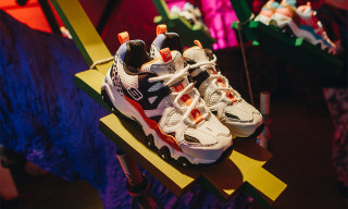 Here's What Went Down at the Skechers D'Lites x One Piece European Launch Party in London
