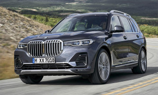 BMW Debuts Their Biggest SUV Ever With the X7