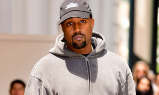 Kanye West Spotted Wearing Under Armour Sneakers in Chicago