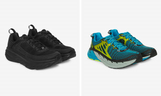 Where to Cop HOKA ONE ONE's Fashion-Forward Trail Sneakers