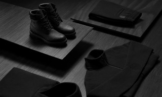 Timberland & wings+horns Debut All-Black Capsule
