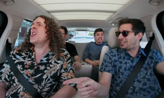 Weird Al Yankovic & The Lonely Island Hit 'Carpool Karaoke'
