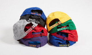 "Public School & New Era Celebrate NBA Franchises With ""The League"" Headwear"