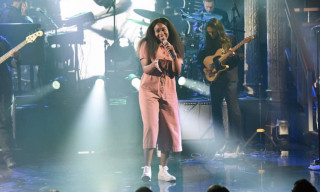 Noname Performs Three Songs From 'Room 25' for Her TV Debut