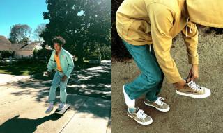 "Golf Wang Unveils New ""Burlap"" Converse Collab"