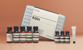 RIMOWA & Aesop Team up for the Ultimate Luxury Travel Set