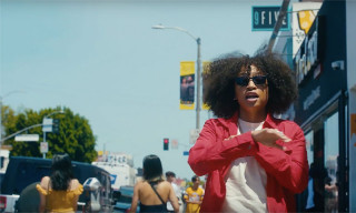"""Cruise Through L.A. with Ray Moon in Her """"So Sorry"""" Video"""