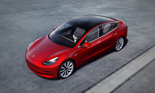 Tesla Announces $45,000 Mid-Range Model 3