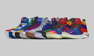 Nike Let the NBA's Youngest Stars Design Their Own Sneakers