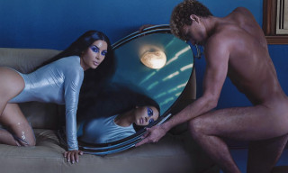David LaChapelle Shoots Kim Kardashian West for New KKW Beauty Campaign