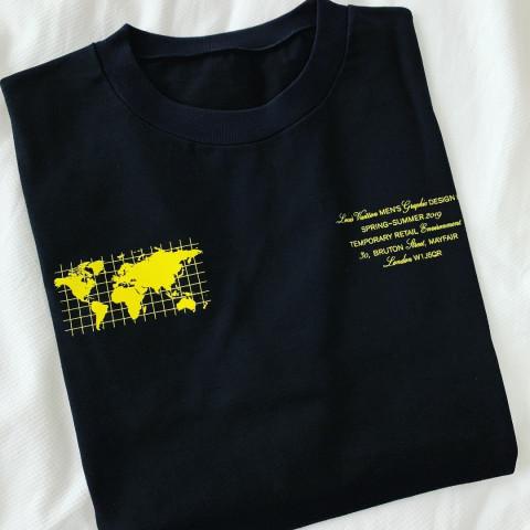 Virgil Abloh S Louis Vuitton Is Giving Away Club Night T Shirts