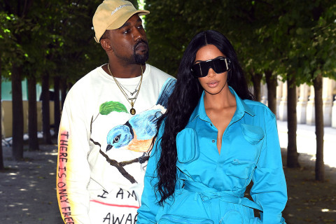 Kanye West Surprises Kim Kardashian With Romantic Gifts for 38th Birthday