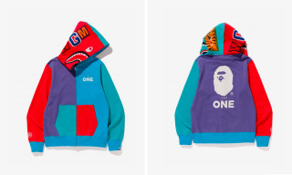 BAPE & EA Sports' Colorful New Drop Is One for the Gamers