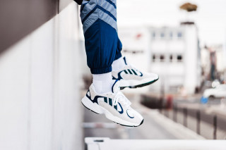 "adidas Originals Yung-1 ""White Blue""  Where to Buy 45805d416"