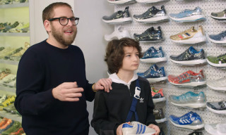 Jonah Hill & Sunny Suljic Talk 'Mid90s,' Skate Culture, & More on 'Sneaker Shopping'