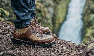 Danner Relaunches Its '80s Feather Light Revival Boot