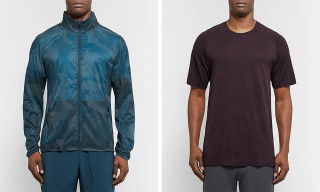 MR PORTER & lululemon Team up to Launch Exclusive Men's Collection