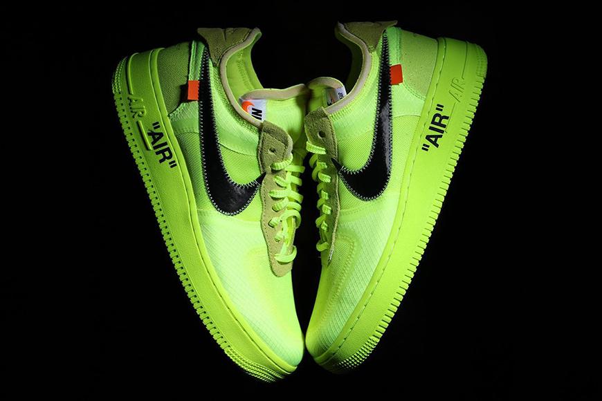 OFF WHITE x Nike Air Force 1 Kicksy.pl