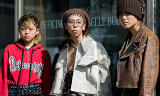 Tokyo's Eclectic Fall Street Style Is Next Level
