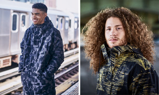 The North Face Drops New Premium Outerwear for Winter
