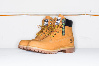 Here s Every Piece From the UNDEFEATED x BAPE x Timberland Collab e869a7478