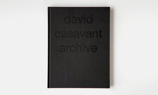 David Casavant Taps Kanye West & Others for First Archive Book
