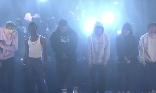 "Watch BROCKHAMPTON Perform ""DISTRICT"" on 'Jimmy Fallon'"