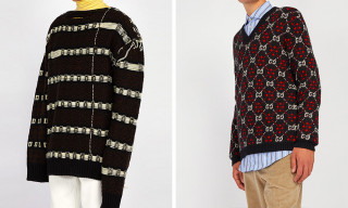 Finesse Your Knitwear Game With this Luxe Selection From MATCHESFASHION.COM