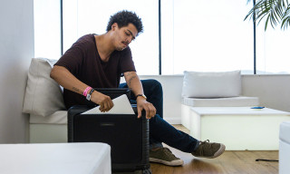 Watch Seth Troxler Present All the Dope Details of His DJ Case Made with Horizn Studios