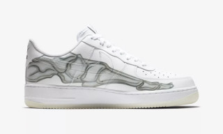 "69af1f814098 Nike Air Force 1 ""Skeletal Force""  Where to Buy Today"