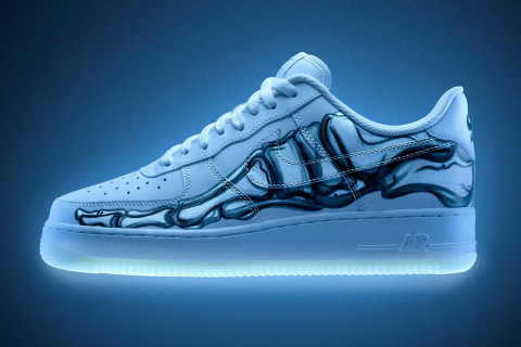 Nike Air Force 1 Skeletal Force Where To Buy Today