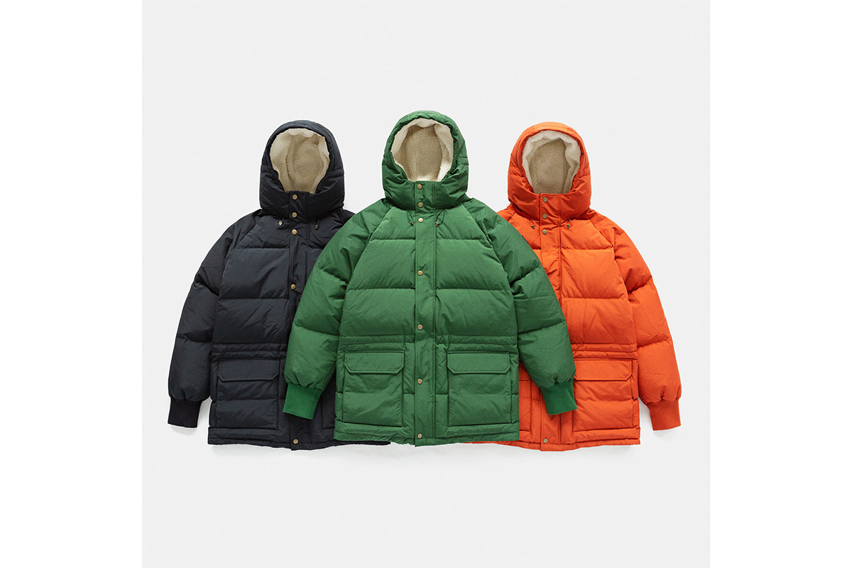 f8727ab90db66 Editor s Notes  Today Aimé Leon Dore is launching the third and final drop  from its FW18 collection. In addition to a standout collab alongside  Woolrich