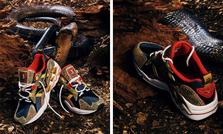 "24 Kilates & Mizuno Debut ""King Kobra"" Wave Rider 1"