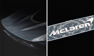 McLaren Teases $2 Million Speedtail Hyper-GT With 18-Karat-White Gold Badge