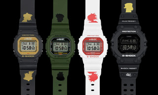 G-SHOCK Taps Gorillaz for 35th Anniversary DW5600 Watches