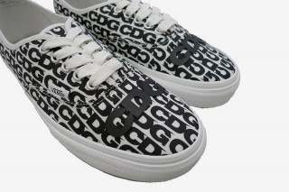 This CDG x Vans Authentic Is a Must-Have for Comme-Heads  45c53f0ad