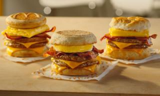 The New McDonald's Breakfast Burger Will Banish Even the Worst Hangover