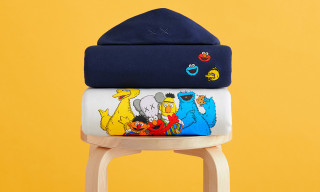 Check Out the Full 'Sesame Street' KAWS x Uniqlo Collection