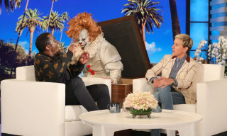 Ellen Degeneres Scaring Diddy With a Clown is the Perfect Halloween Treat